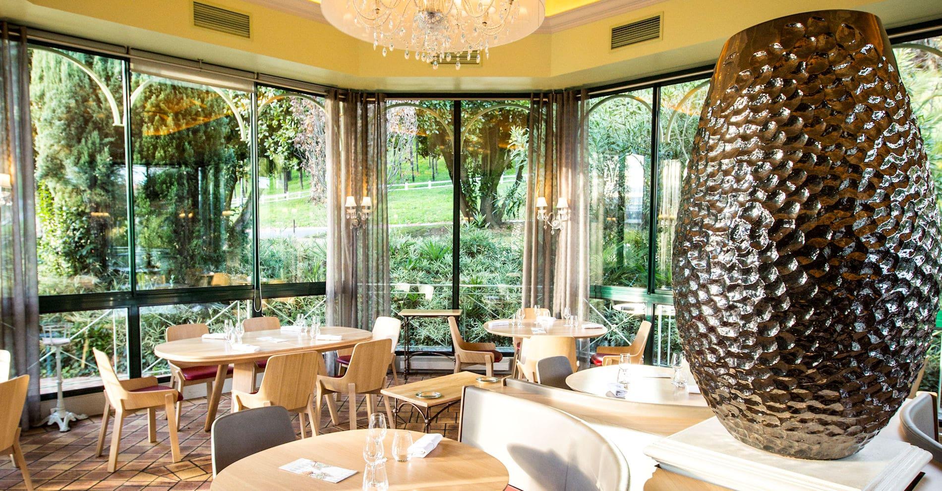 Restaurant au fin gourmet for Au jardin des gourmets